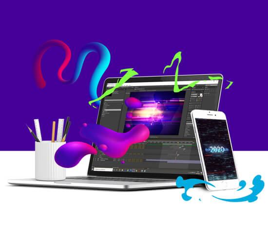 Service de Motion Design et Animation Agence Web As Promised