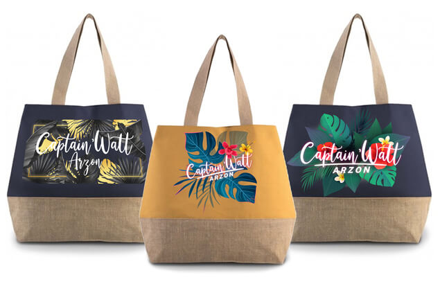 Design sacs à main collection Captain'Watt