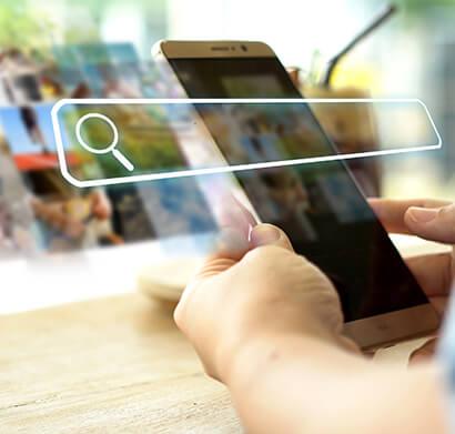 recherche téléphonne création site internet Montpellier