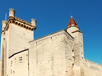 château uzès création de site internet