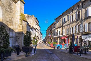 Que faire à Villeneuve-lès-Avignon création de site internet